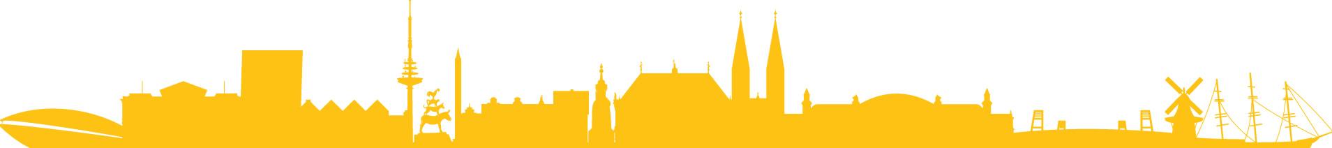 Elektro Notdienst Bremen Skyline