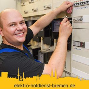 Sicherungen prüfen vom Elektro Notdienst Blumenthal